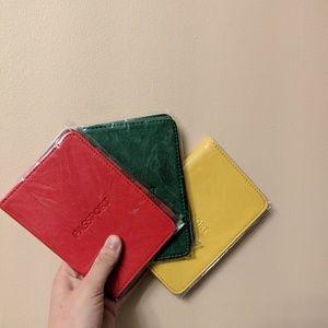 NWT Passport Cases Bundle